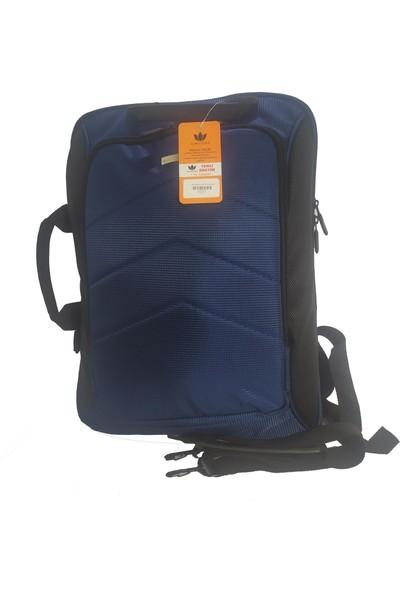 Kingstone Notebook(Laptop) Çantası Mavi - Siyah