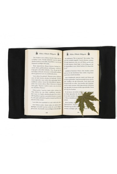 1Se2Ge Handmade Lale Desen Kitap Kılıfı