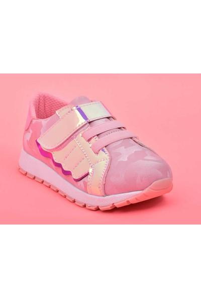 Pingu Kız Çocuk Spor Ayakkabı 24-21Y