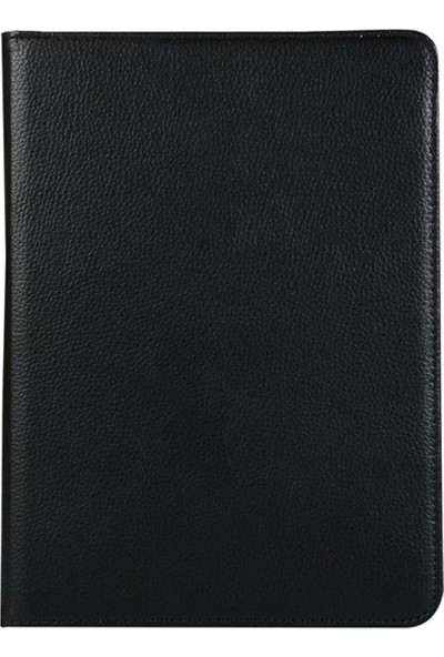 Microcase Huawei Matepad Pro 10.8'' 360 Derece Döner Standlı Deri Kılıf Siyah