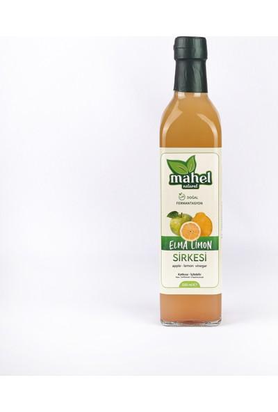 Mahel Natural Elma Limon Sirkesi