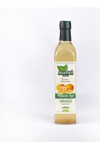 Mahel Natural Mandalin Sirkesi 500 ml
