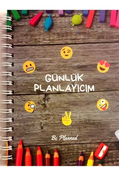 Be Planned Çocuk Günlük Planlayıcı Ajanda