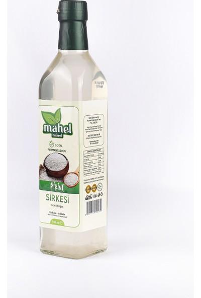 Mahel Natural Pirinç Sirkesi 500 ml
