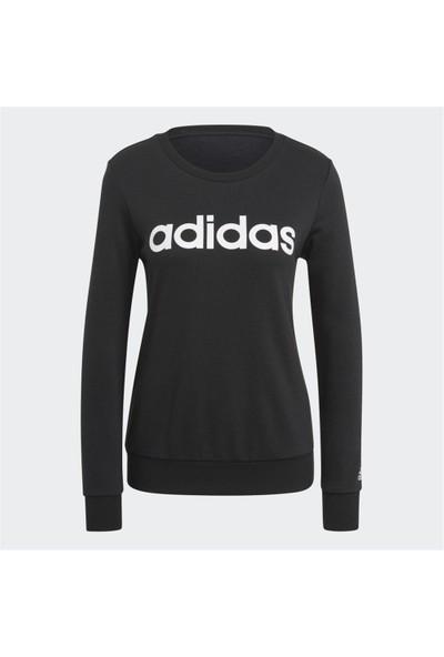 Adidas Kadın Sweatshirt W Lın Ft Swt GL0718