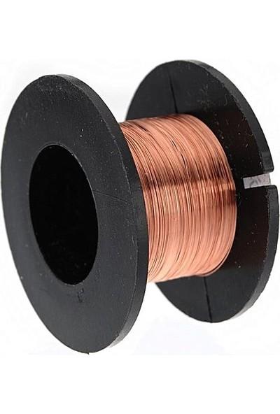 Hdg Emaye Bobin Teli Emaye Kaplı Bakır Tel 0,3 mm Çap - 50 metre