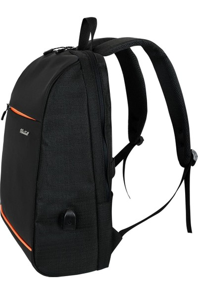 Waddell Smart Bag Gizli USB Şarj Girişli Akıllı Sırt Çantası