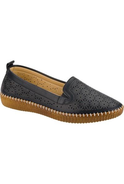 Polaris AS00611847 100988182 161691.Z1FX Polaris Kadın Günlük Ayakkabı Siyah