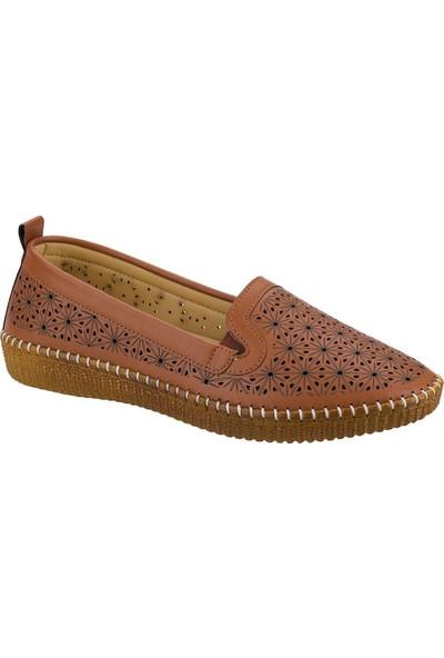 Polaris AS00611846 100988157 161691.Z1FX Polaris Kadın Günlük Ayakkabı Taba