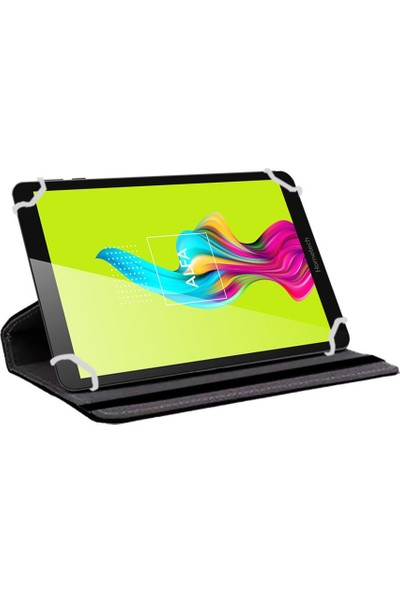 I Stone 360 Dönerli Tablet Kılıfı Galaxy Tab A6 T280 Turkuaz Turkuaz Galaxy Tab A6
