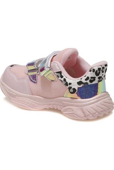 Disney Frozen Greda Kız Çocuk Spor Ayakkabı-Pembe