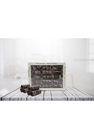 Özkar Meşhur Çikolata Kaplı Konya Sarması 175 gr