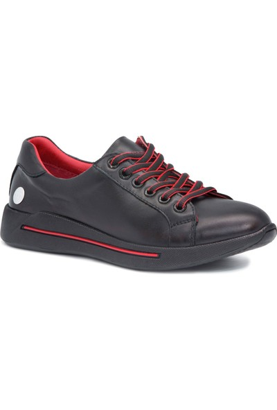 Mammamia D21YA 775 Siyah Bayan Ayakkabı Casuel