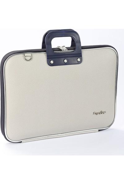 """BagsCage 15,6"""" Laptop ve Evrak Çantası"""