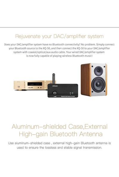 Xduoo Xq-50 Bluetooth Görüntü Ses Aktarıcı