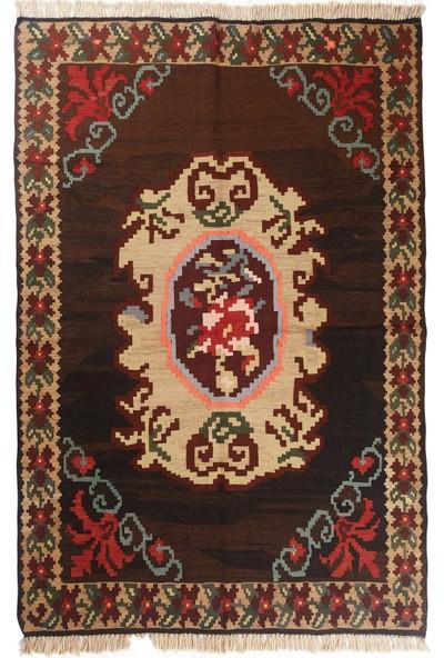 Durusel Halı El Dokuma Old Karabağ Yün Kilim 120 x 180 cm