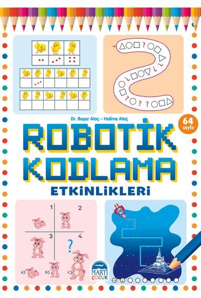 Robotik Kodlama Etkinlikleri - 21 - Başar Ataç - Halime Ataç