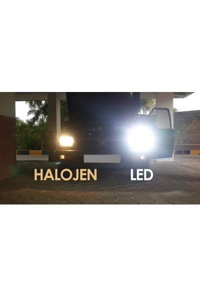Mach Bam9 H1 12/24V 50W 10800LM Şimşek Etkili LED Xenon