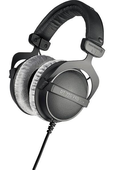 Beyerdynamic Dt 770 Pro 80 Ohm Kulak Üstü Kulaklık (Yurt Dışından)