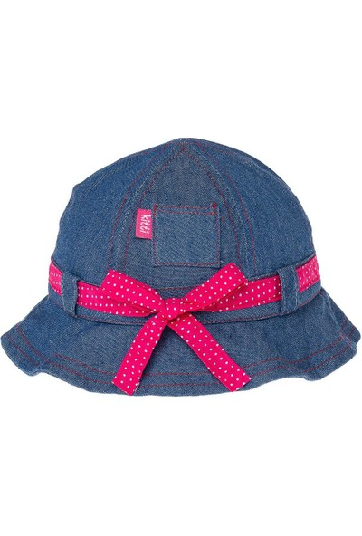 Kitti Kız Çocuk Maksi Şapka