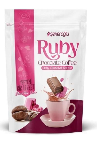 Şekeroğlu Ruby Çikolatalı Türk Kahvesi 200 gr