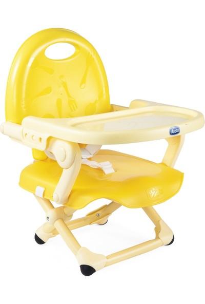 Chicco Booster Seat Pocket Snack Portatif Mama Sandalyesi Saffron
