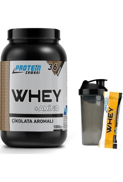 Protein Zamanı Whey Protein Tozu 1080 Gram 36 Servis