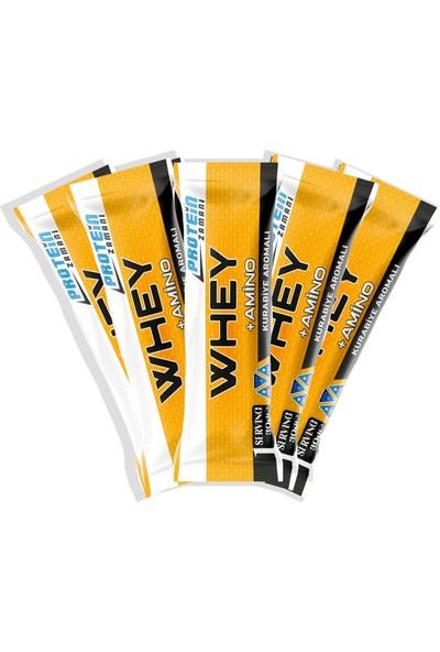 Whey Protein Tozu 30 gr Tek Kullanı mlık Saşe x 50 Adet