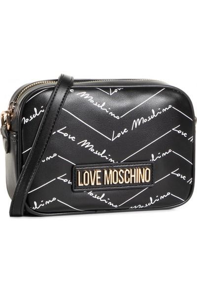 Love Moschino JC4246PP0BKH0 Siyah Kadın Omuz Çantası