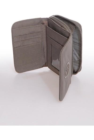 Smart Bags SMB1227-0078 Gri Kadın Cüzdan