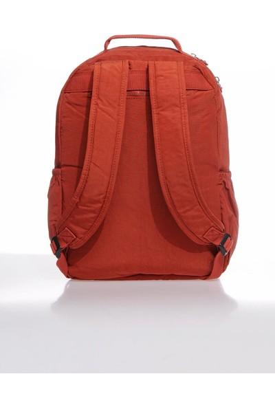 Smart Bags SMBKY1019-0128 Kiremit Kadın Sırt Çantası