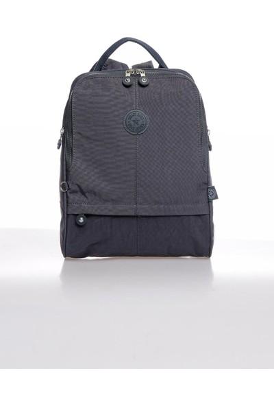 Smart Bags SMBKY1117-0089 Füme Kadın Sırt Çantası