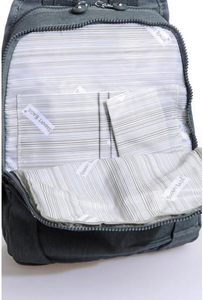 Smart Bags SMBKK1167-1029 K.yeşil Kadın Sırt Çantası