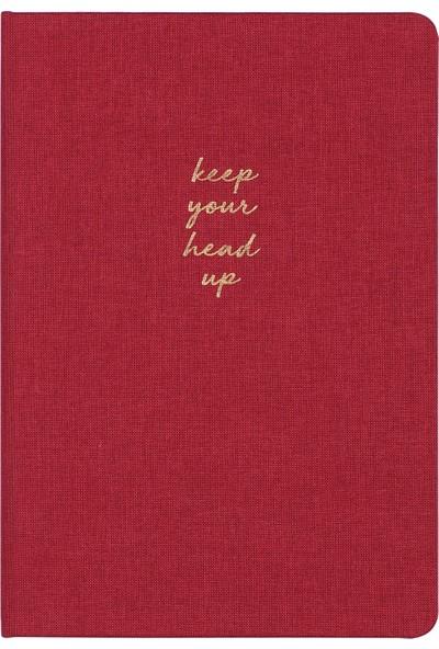 Matt Notebook Sert Kapak Noktalı Defter Kardinal 14 x 20 cm