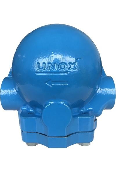 Unox Şamandıralı Termostatik Dişli Kondenstop