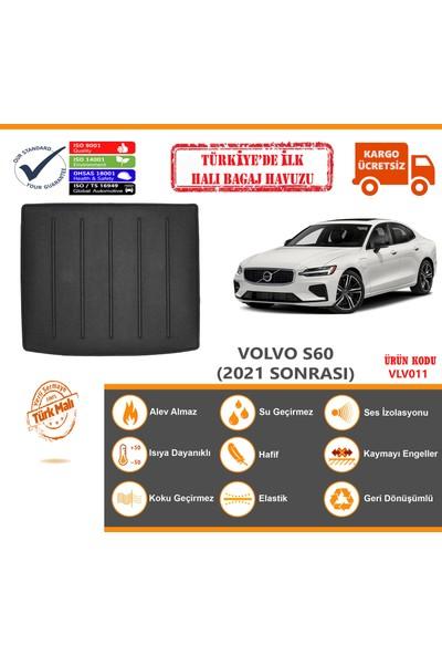 Öziş Volvo S60 Halı Bagaj Havuzu (2021 Sonrası)