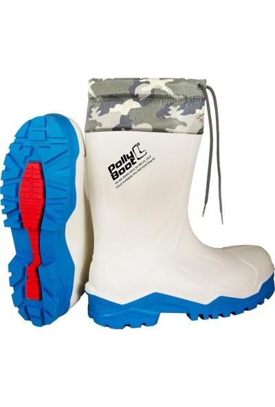Polly Boot Power Boğazlı Çizme