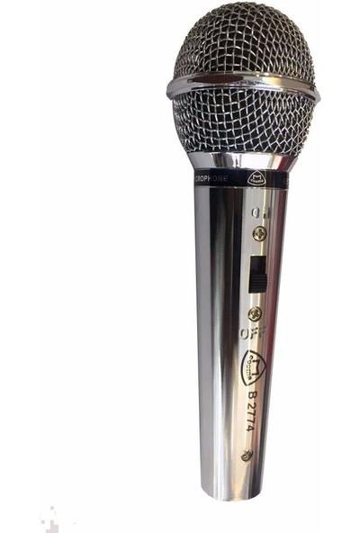 Cooma B-2774 El Mikrofonu 600 Ohm