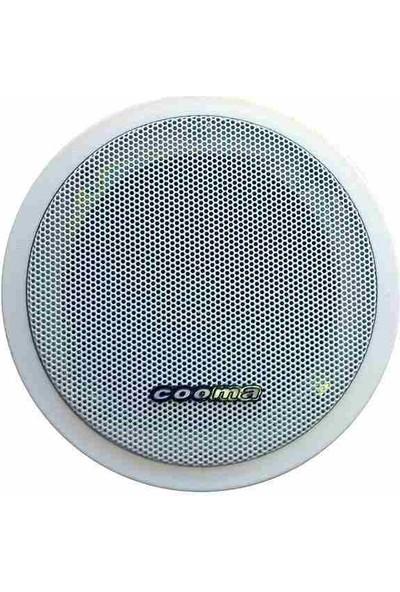 Cooma B2413 10CM 3-6 Watt Trafolu Tavan Hoparlörü