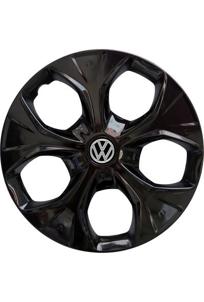 Kadiroğlu Volkswagen Caddy 15'' Inç Uyumlu Jant Kapağı 4 Adet 1 Takım 1009