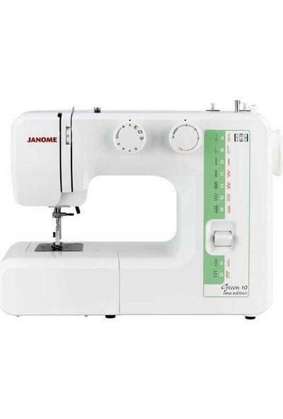 Janome Green 19 Dikiş Makinesi