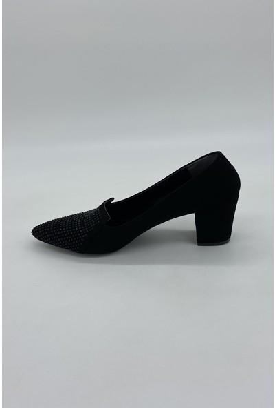 De Scarıo 124 Süet Taslı Günlük Ayakkabı