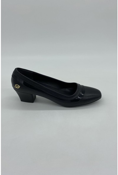 De Scarıo 131 Rugan Sade Günlük Ayakkabı