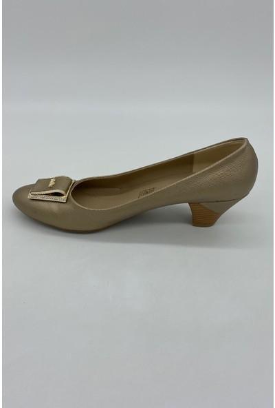 De Scarıo 146 Gold Günlük Ayakkabı