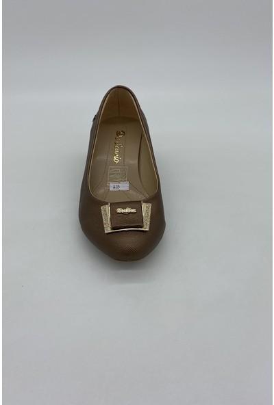 De Scarıo 147 Bakır Günlük Ayakkabı
