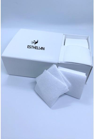 Esthelian Protez Tırnak - Kalıcı Oje - Ipek Kirpik Temizlemek Için Tüysüz Pamuk Mendil