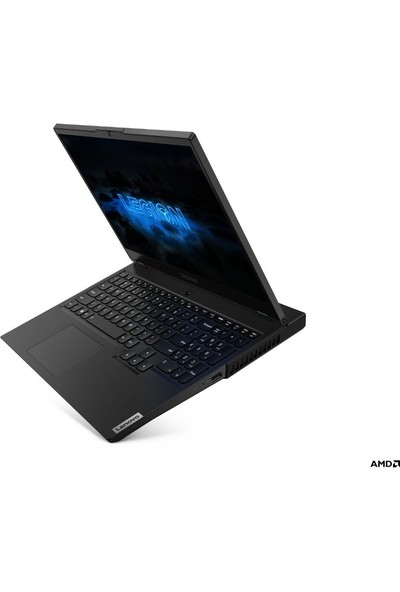 """Lenovo Legion 5 AMD Ryzen 7 4800H 16GB 512GB SSD RTX 2060 Freedos 15.6"""" FHD Taşınabilir Bilgisayar 82B100BCTX"""