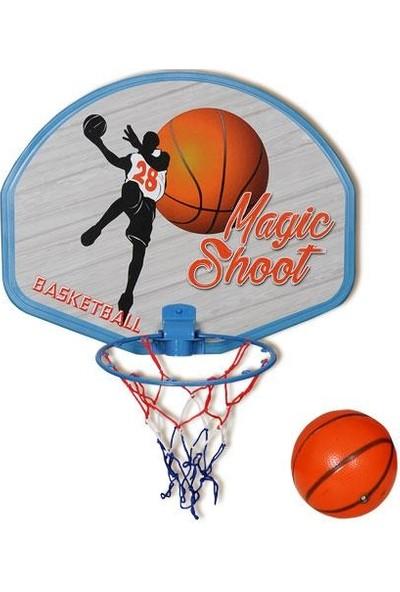 Matrax Oyuncak Küçük Basket Potası - Seri NO:221