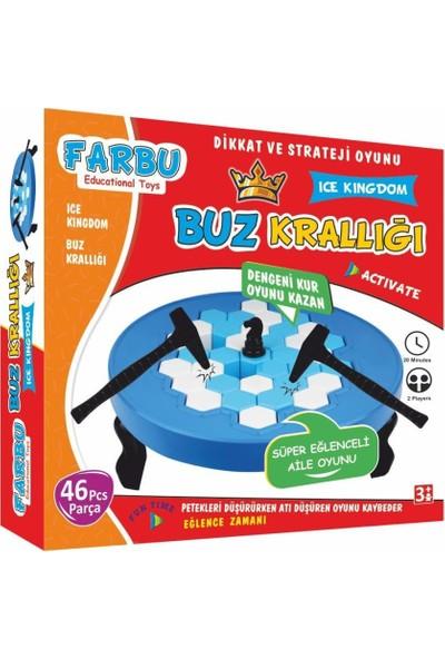 Farbu Oyuncak Buz Krallığı Dikkat ve Strateji OYUNU-FARK-002