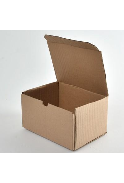 Boxplant E Ticaret Karton Kargo Kutusu 15.5 x 11,5 x 9.5 cm - 50 Adet